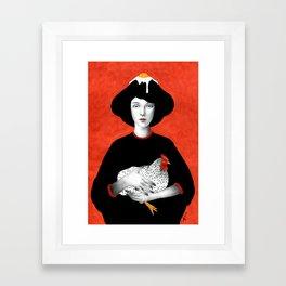 Ofelia Framed Art Print