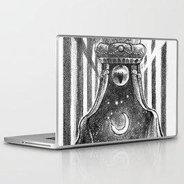 The High Priestess Laptop & iPad Skin