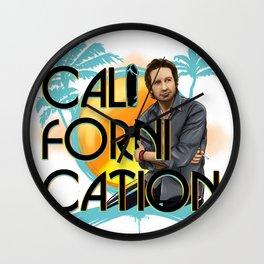 Californication Wall Clock