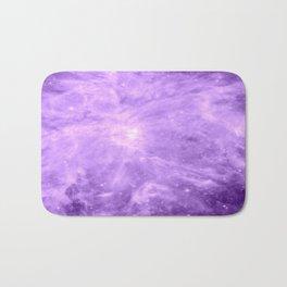 Lavender Orion Nebula Bath Mat