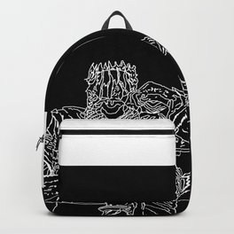 Yorm the reclusive Giant lord Backpack