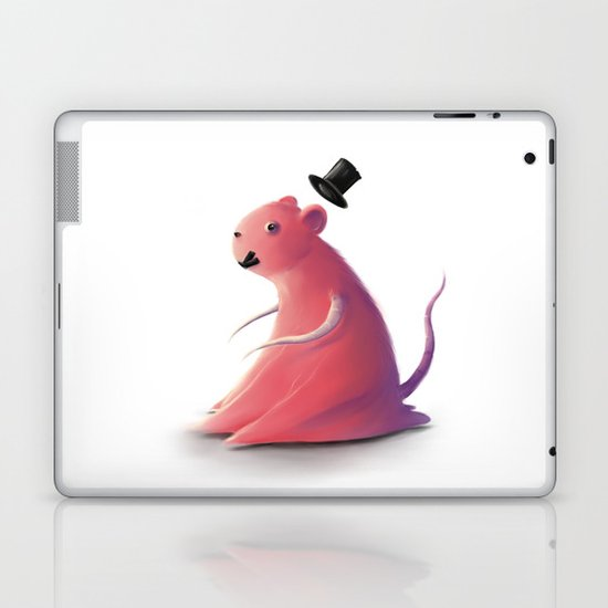 Test subject Laptop & iPad Skin