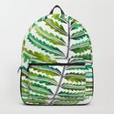Fern Leaf – Green Palette by catcoq