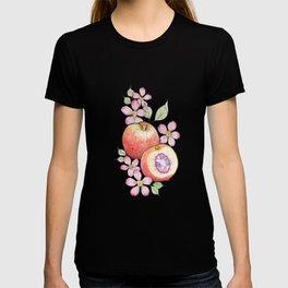 Crystal Peach T-shirt