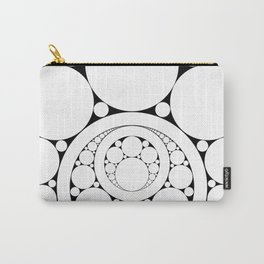 Inner circle Carry-All Pouch