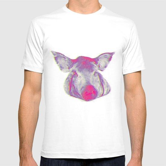 pork head T-shirt