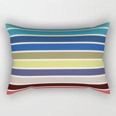 The colors of - kiki's delivery service  Rectangular Pillow