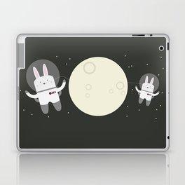 Astro Bunnies Laptop & iPad Skin