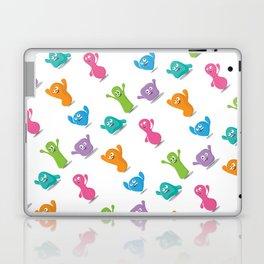 Friendly jelly monsters Laptop & iPad Skin