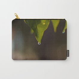 Tree in a Raindrop Carry-All Pouch