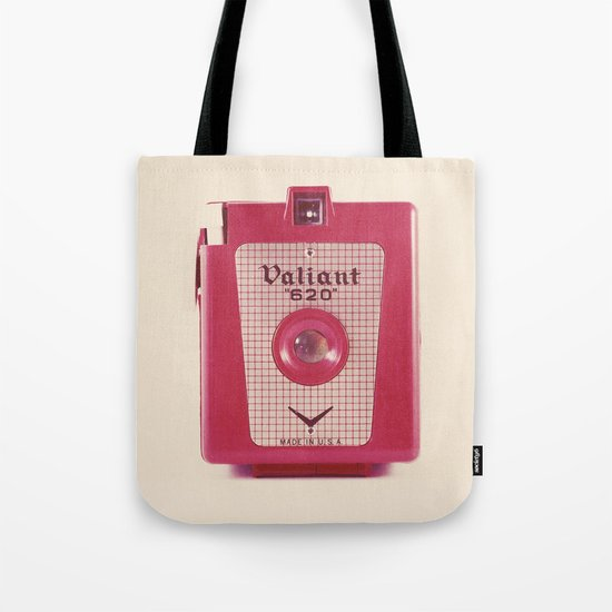 Valiant Tote Bag