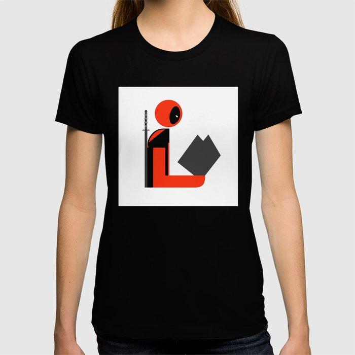 Dead Gentleman Reads T-shirt