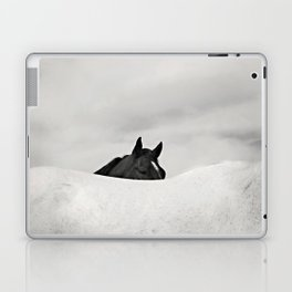 Horse Horizon Laptop & iPad Skin