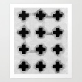 Print 15 Art Print