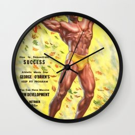 Your Physique Wall Clock