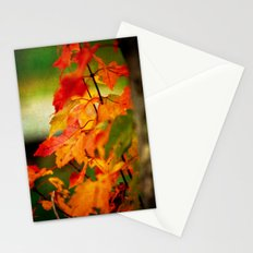 Tumble Down Fire Stationery Cards