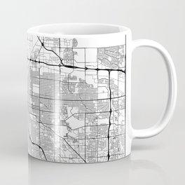 Minimal City Maps - Map Of Denver, Colorado, United States Coffee Mug
