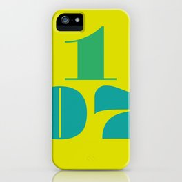 JULY 1st iPhone Case