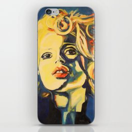 It s That Feeling I Get about You iPhone Skin