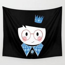 King Boy Wall Tapestry