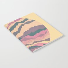TOPOGRAPHY 010 Notebook