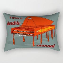 Double Manual Rectangular Pillow