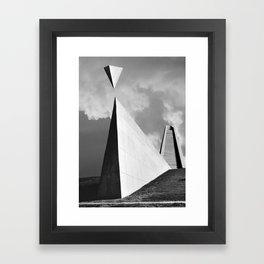 Shorcut Framed Art Print