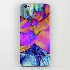Flower Queen iPhone & iPod Skin