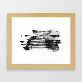 Janus Framed Art Print
