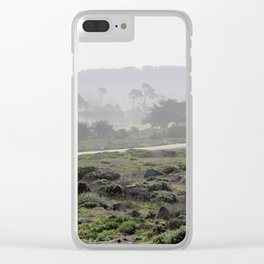 California - Pacific Coast Highway - Monterey Clear iPhone Case