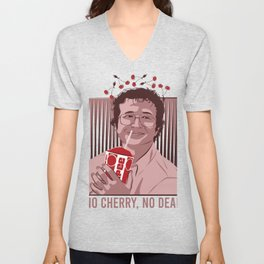 No Cherry , No deal Unisex V-Neck