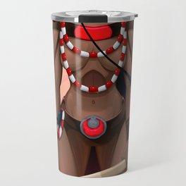 Amazon warrior Travel Mug