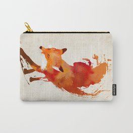 Vulpes vulpes Carry-All Pouch