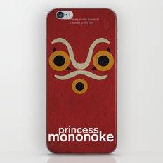 Princess Mononoke  iPhone & iPod Skin