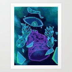 Incorporeal Art Print