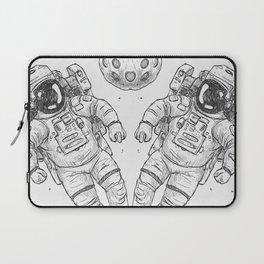 astro Traveller Retro Laptop Sleeve