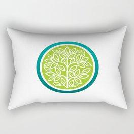 Nature symbol Rectangular Pillow