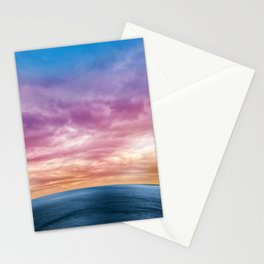 Rainbow Planet Stationery Cards