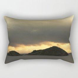 Isolated islet Rectangular Pillow