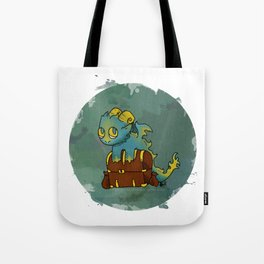 Little Sin Dragon - Greed Tote Bag