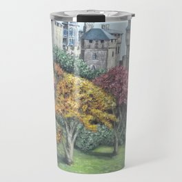 Cardiff Castle Travel Mug