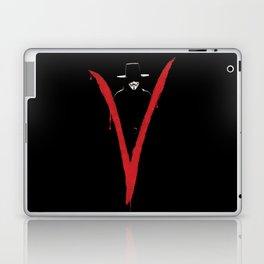 V for Vendett (e6) Laptop & iPad Skin
