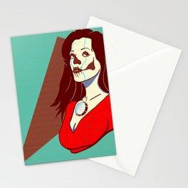 Techno de los Muertos Stationery Cards