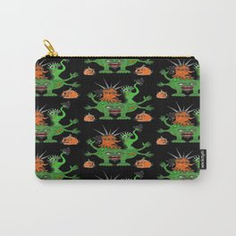 Halloween Monster Mash-Up Carry-All Pouch