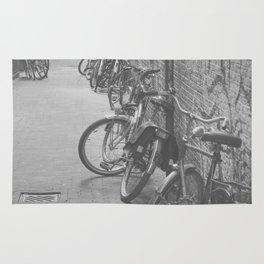 amsterdam bicycles... Rug