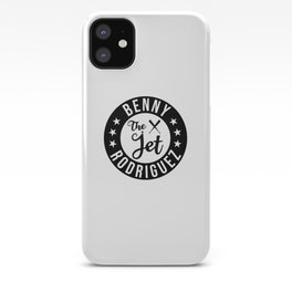 Benny The Jet Rodriguez iPhone Case