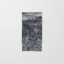 Prehistoric Landscape Print Hand & Bath Towel