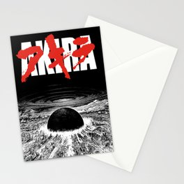 AKIRA - Neo Tokyo Is About To Explode Stationery Cards