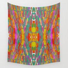 Dream Shade Sugarcane Pattern Wall Tapestry