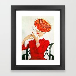 The Way I see You Framed Art Print